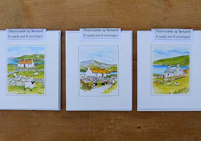 2-Harvest-Pictorial-Notecards-of-Ireland