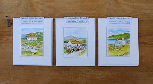 2-Harvest-Pictorial-Notecards-of-Ireland